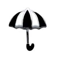 Black & White Umbrella