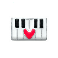 Piano Keyboard Charm
