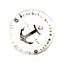 Anchor Dome Charm #2