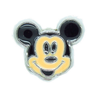 Mickey Mouse Head Charm